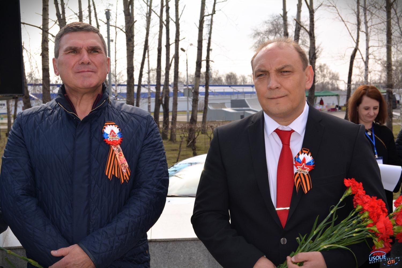 Самый дорогой салют за всю историю Усолья запустили в День Победы