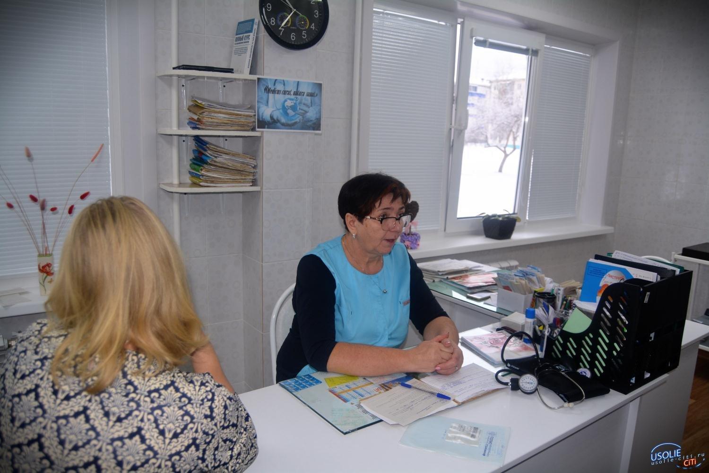 Еженедельная сводка: В Усолье можно будет привиться во врачебных кабинетах