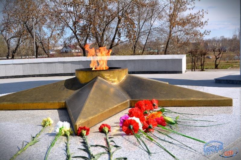 Сегодня известная россиянка возложит в Усолье цветы к Вечному огню