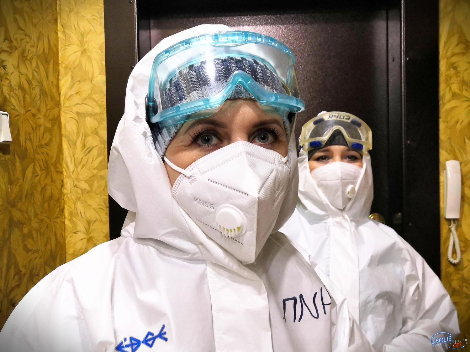 Маломобильных усольчан привьют от коронавируса на дому