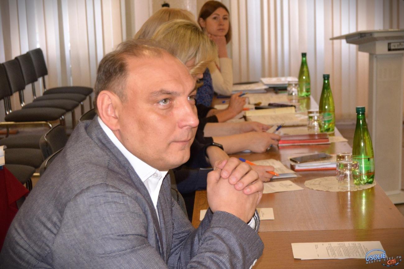 Депутаты Усолья одобрили отчет мэра города за 2020 год