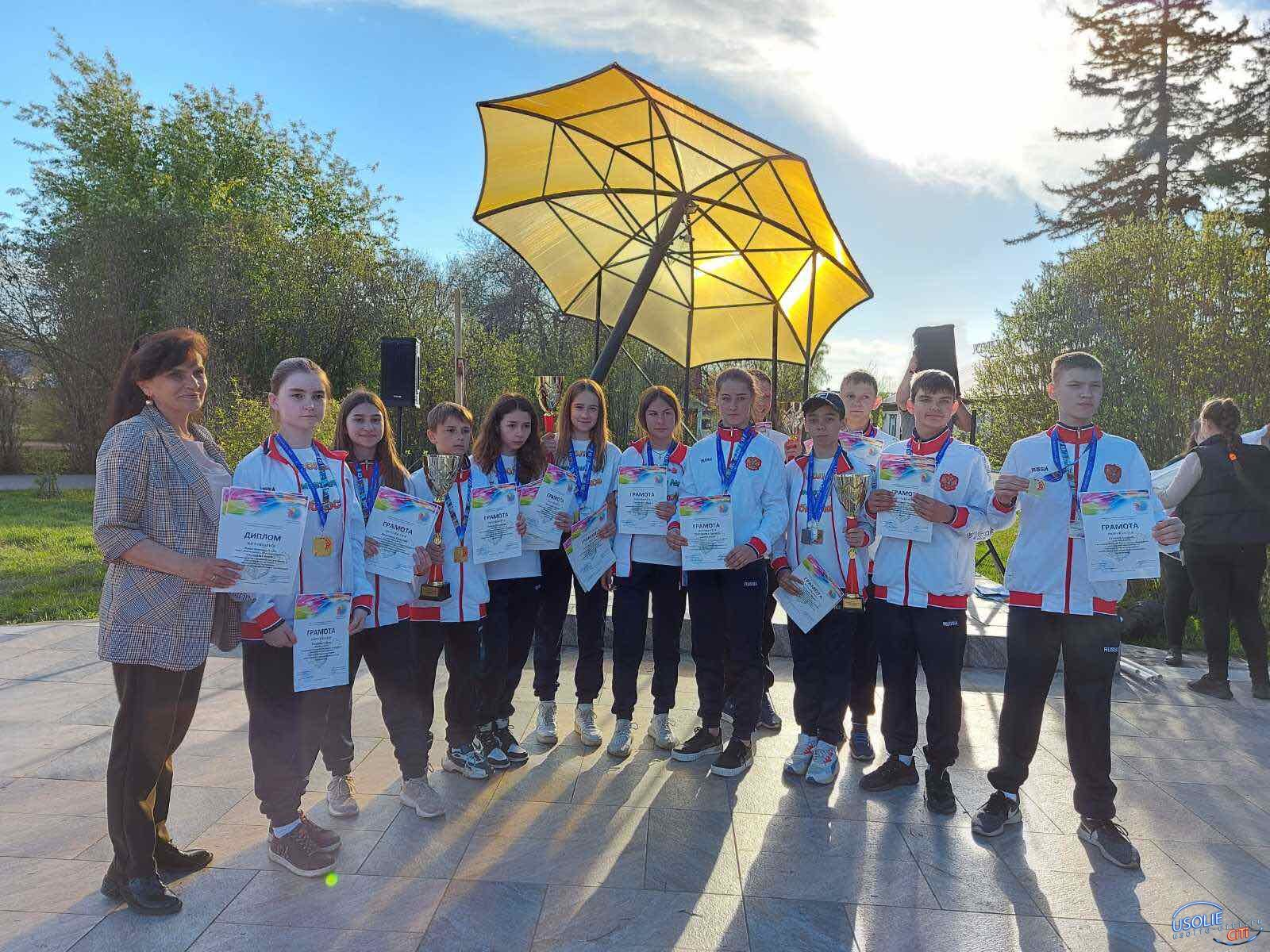 Гимназисты в Усолье поедут в Анапу и Орленок