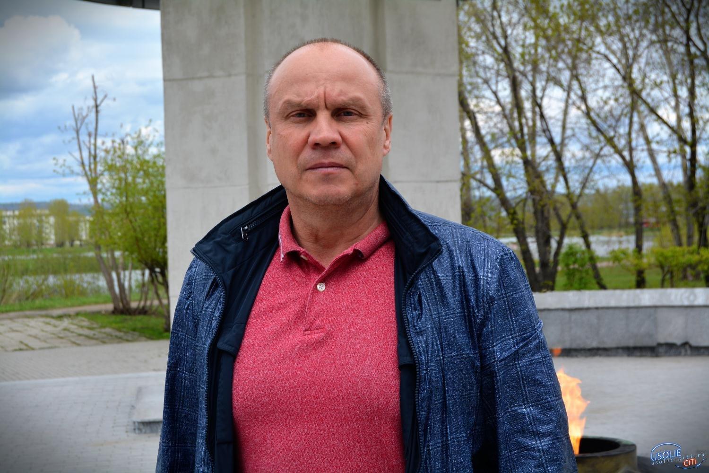 О жителе Усолья Сергее Гарбарчуке написали в книге
