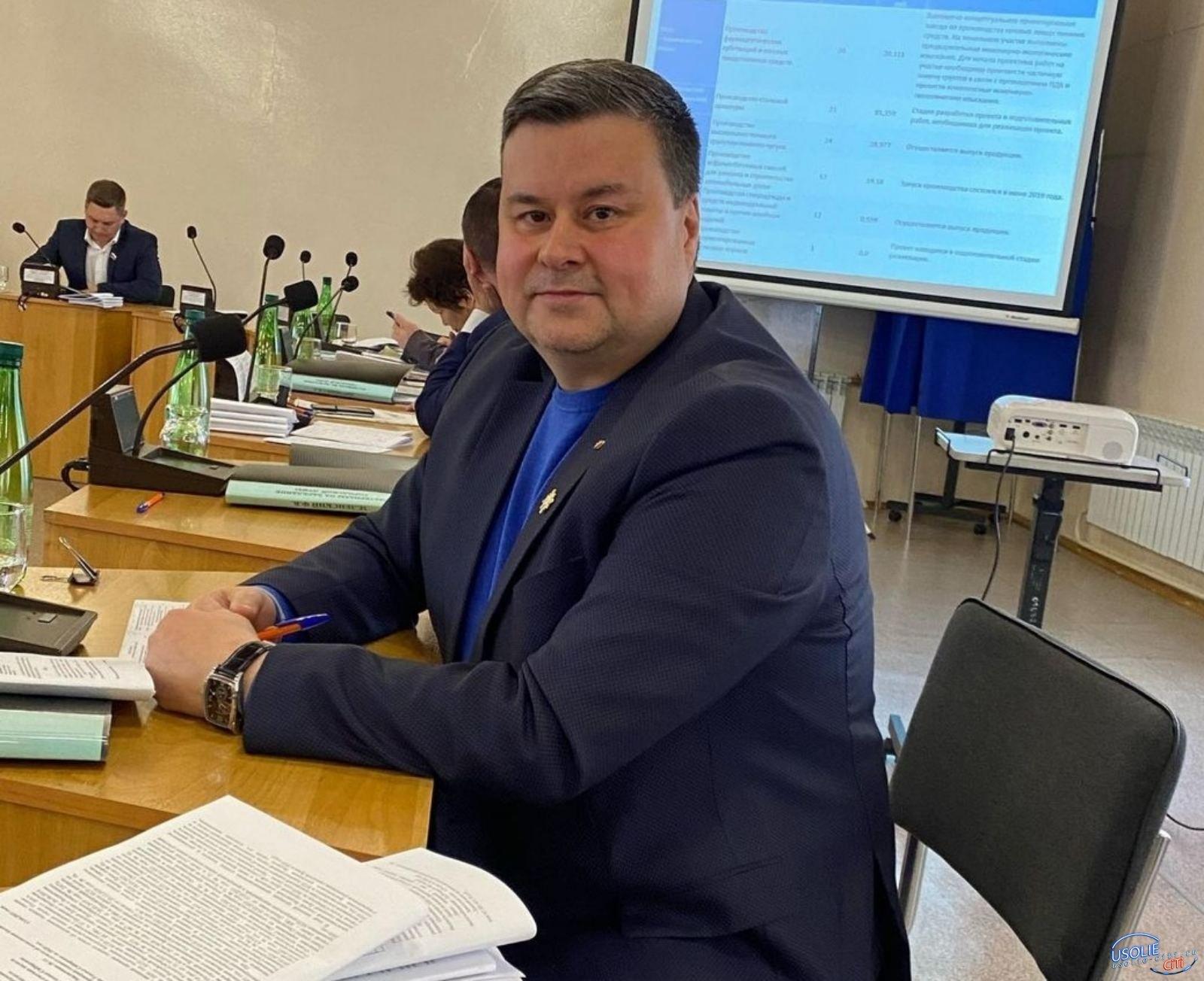 Кучаров добился: Школьникам Усолья повышены льготы за проезд