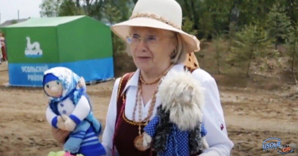 Сельские ярмарки собрались возродить в поселке Тальяны Усольского района.