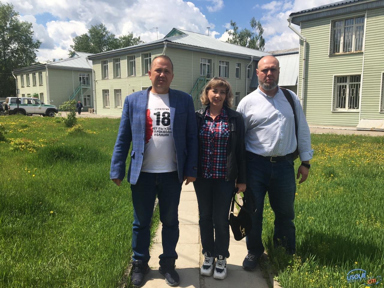 Полицейским в Усолье из дела Марины Рузаевой запросили от 5 до 7 лет колонии