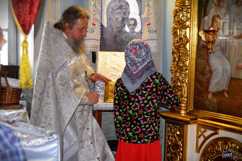 Сегодня нельзя плохо о ком-то думать: В Усольском районе православные верующие встречают Вознесение Господне