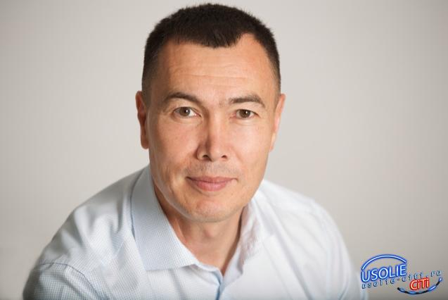 Евгений Сарсенбаев:  Любите свое Усолье, свое Приагарье, свою Россию!