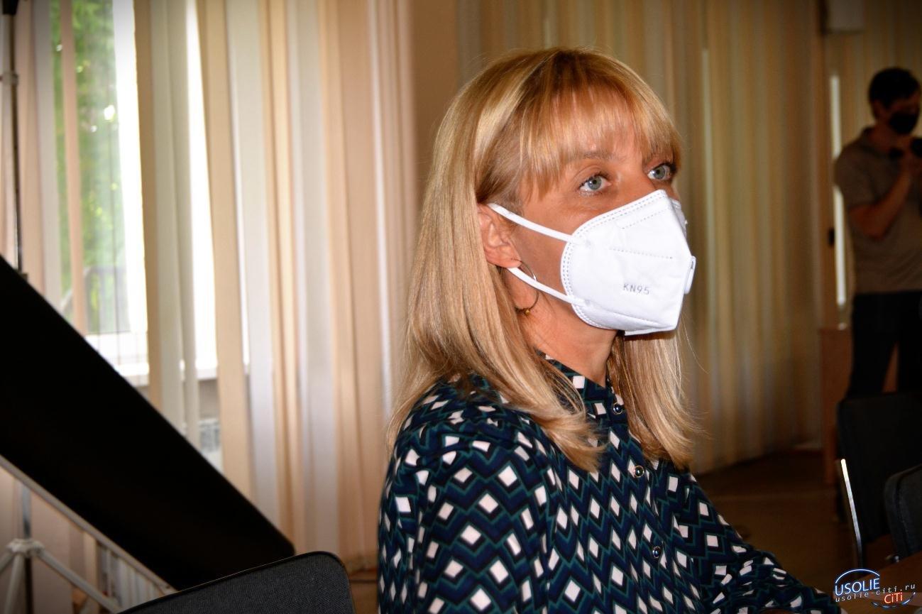 В Усолье расширяют госпиталь для больных коронавирусом