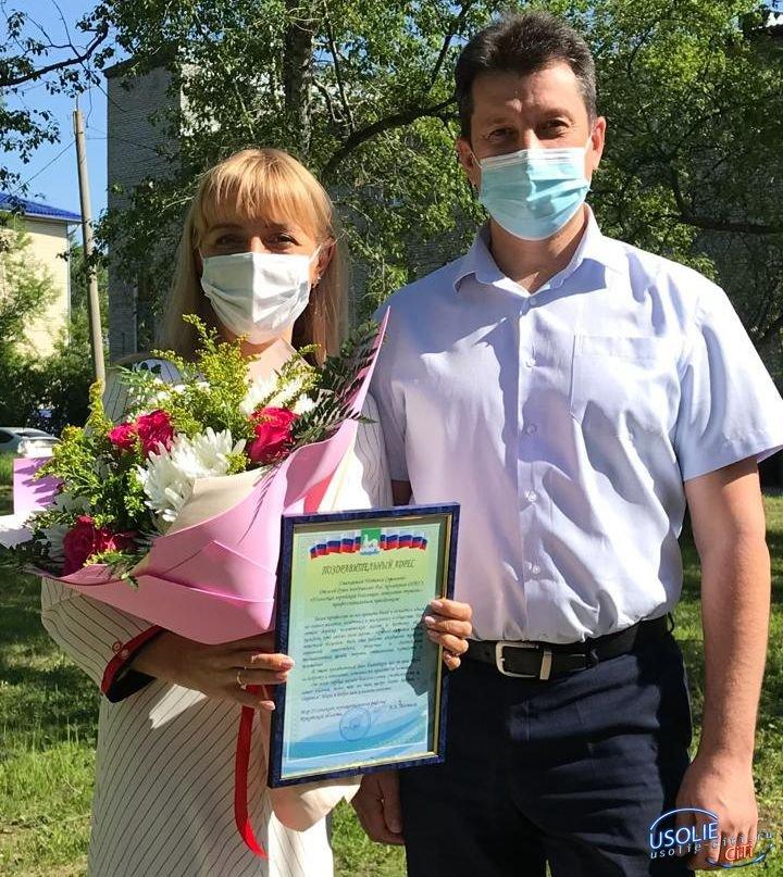Виталий Матюха поздравляет всех медиков