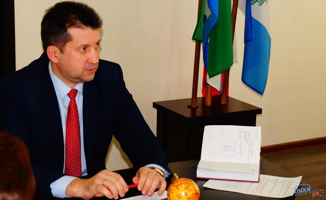 Инициативу мэра Усольского района поддержали