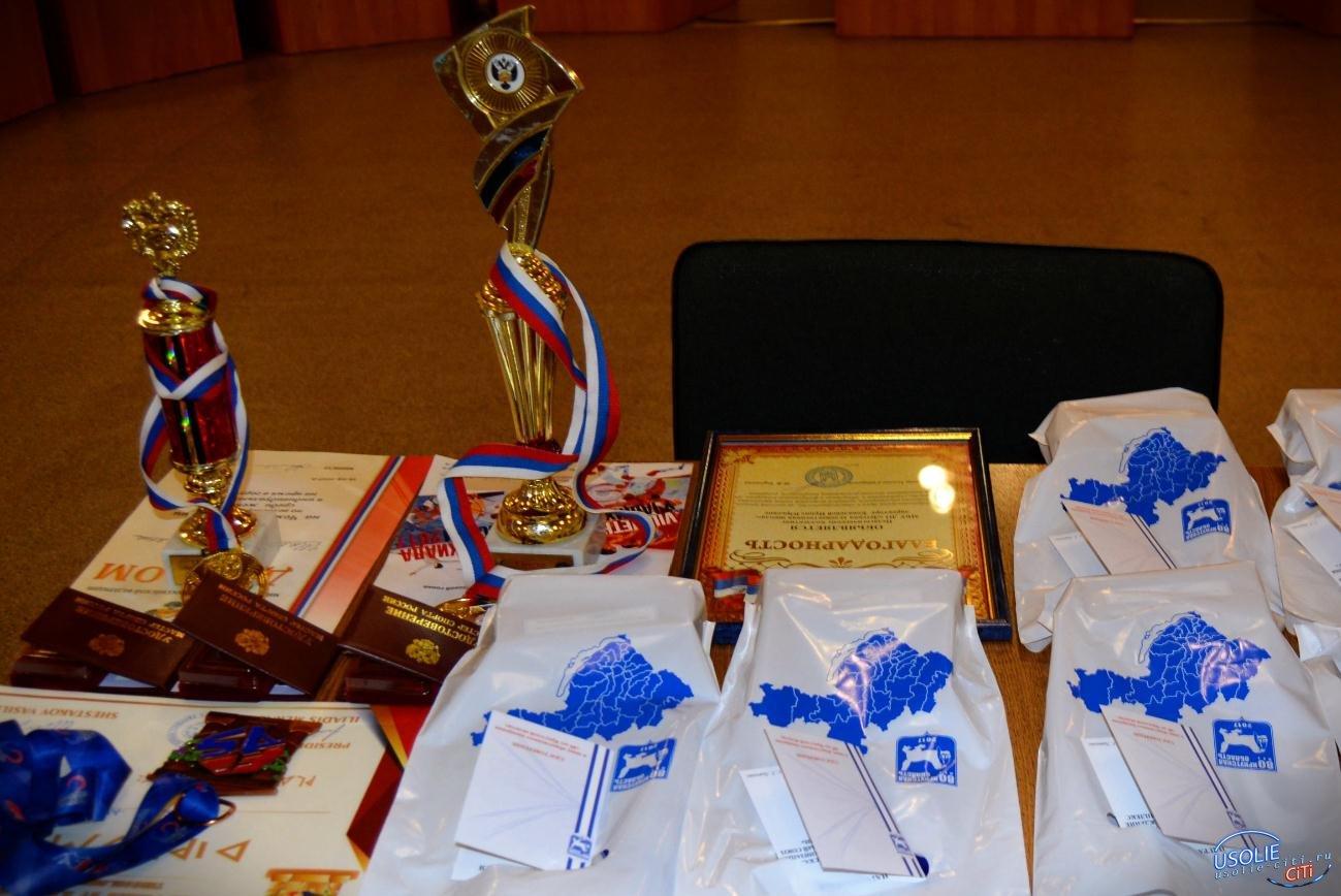 В Усольском районе прошли соревнования по спортивному туризму