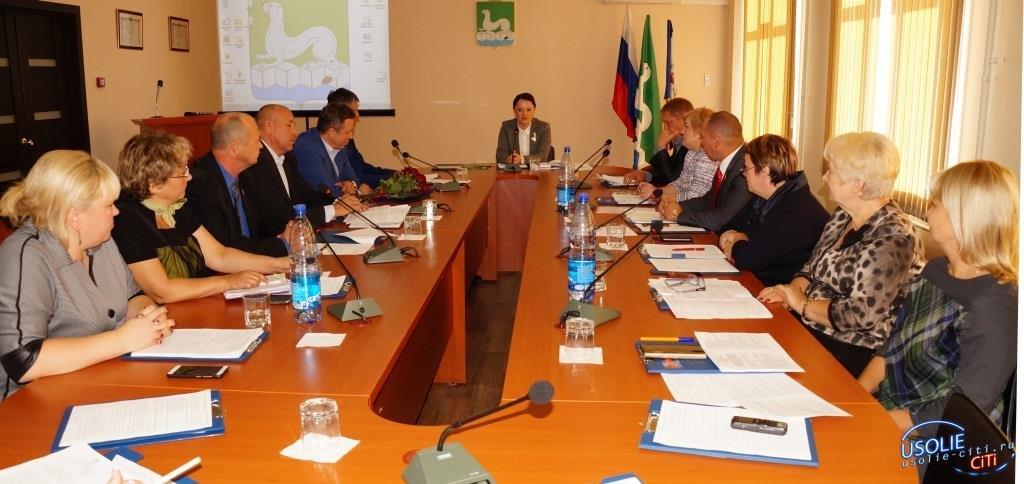Депутаты Думы одобрили изменения в бюджет Усольского района