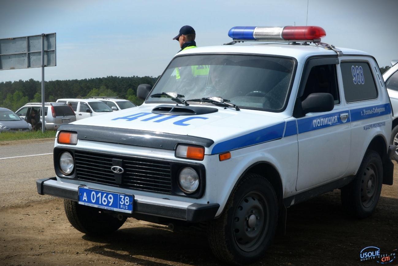 Найден 13-летний мотоциклист,  сбивший школьницу в Усольском районе
