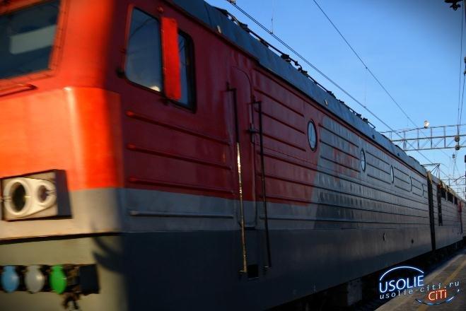 Виноваты наушники: Житель Усолья сбит поездом