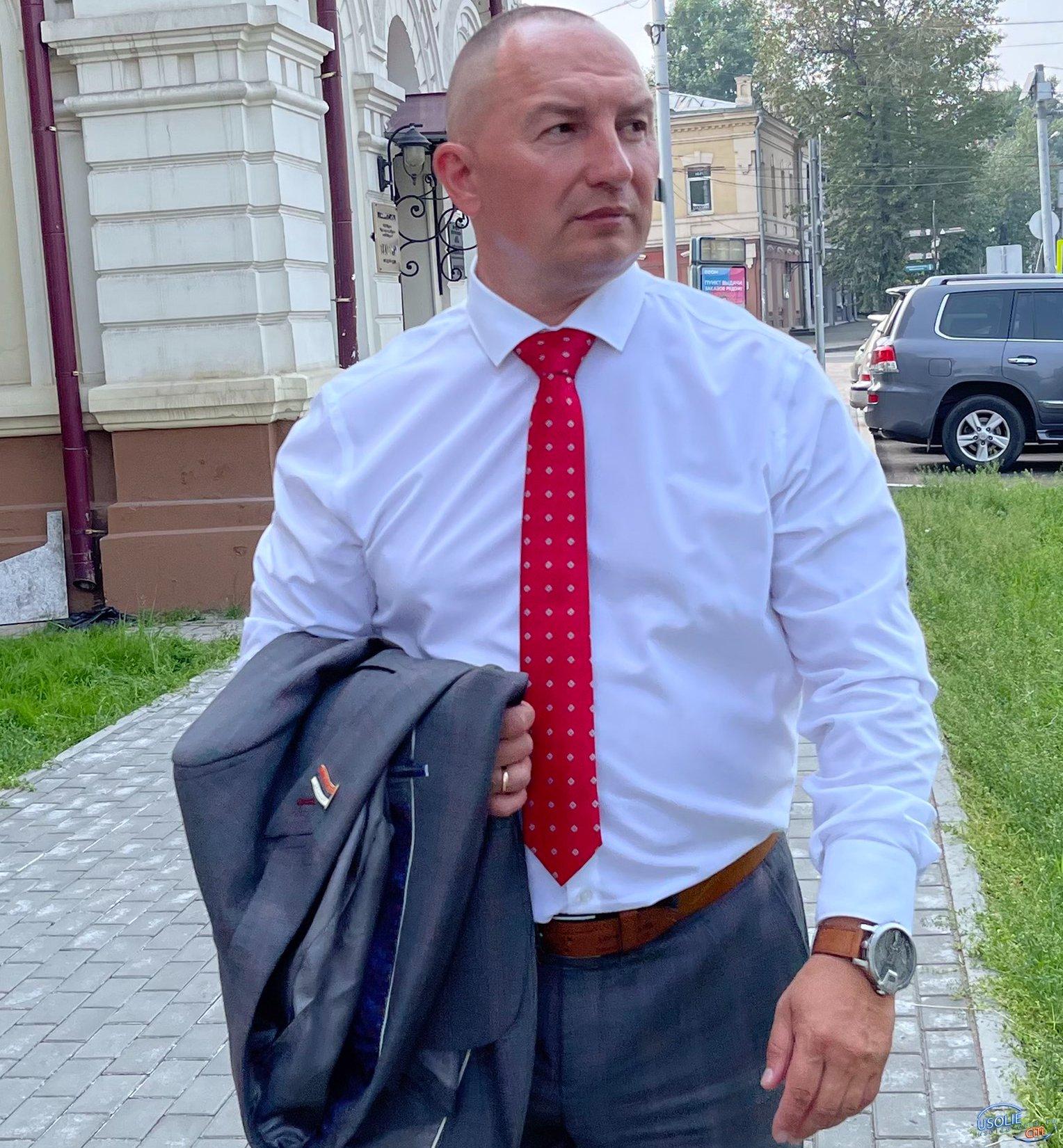 Коммунисту-48: Сегодня гуляет в Усольском районе Андрей Тютюнник