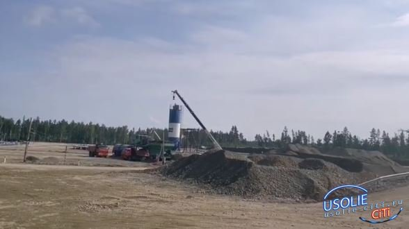 Объездную дорогу Усолья и Тельмы планируют достроить в 2023 году