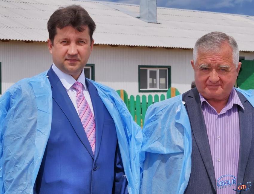 Директору  АО «Большееланское» вручили государственную награду
