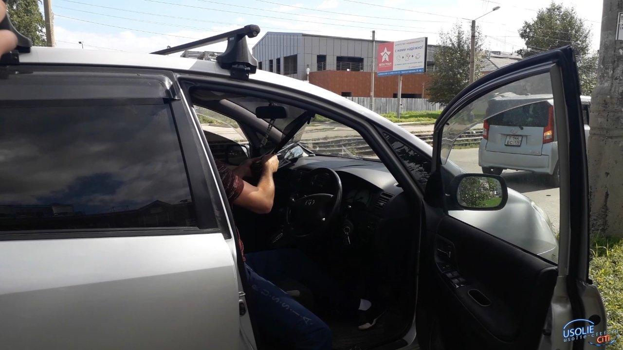 Автоинспекторы Усолья поймали 110 нарушителей ПДД