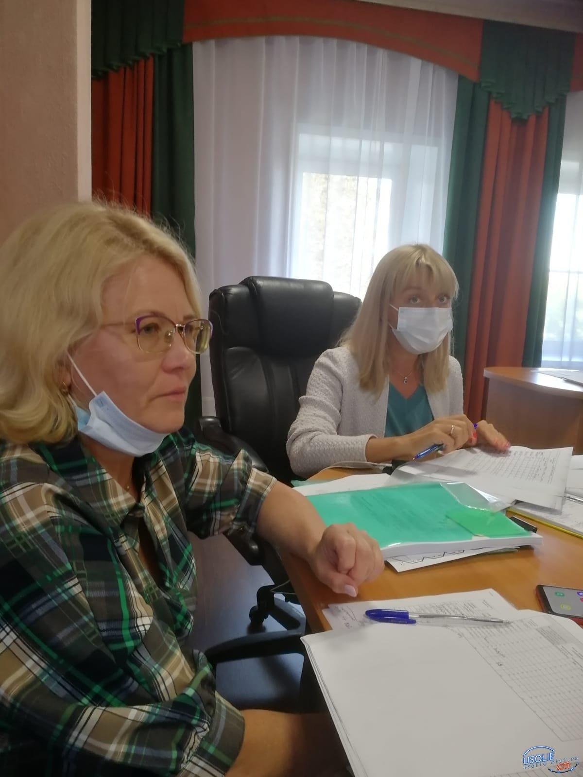 Спутник жизни:  усольским учителям и воспитателям напомнили в важности вакцинации