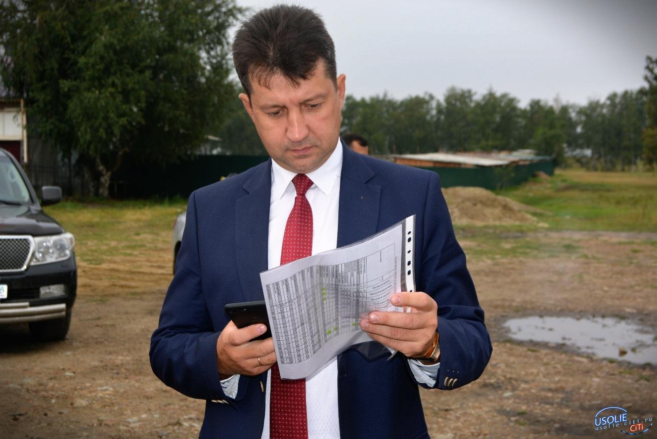 Виталий Матюха: В Усольском районе начался долгожданный ремонт дороги