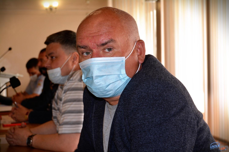 Алексей Пешков: жители Усолья безответственно относятся к своему здоровью