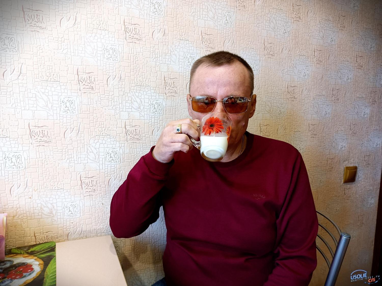 Степан Гамзулин: Всегда трезвый. Пью только молоко