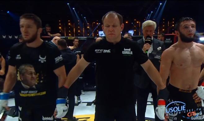 Буторин прервал серию из трёх побед: Усольчанин проиграл Изагахмаеву удушающим приёмом