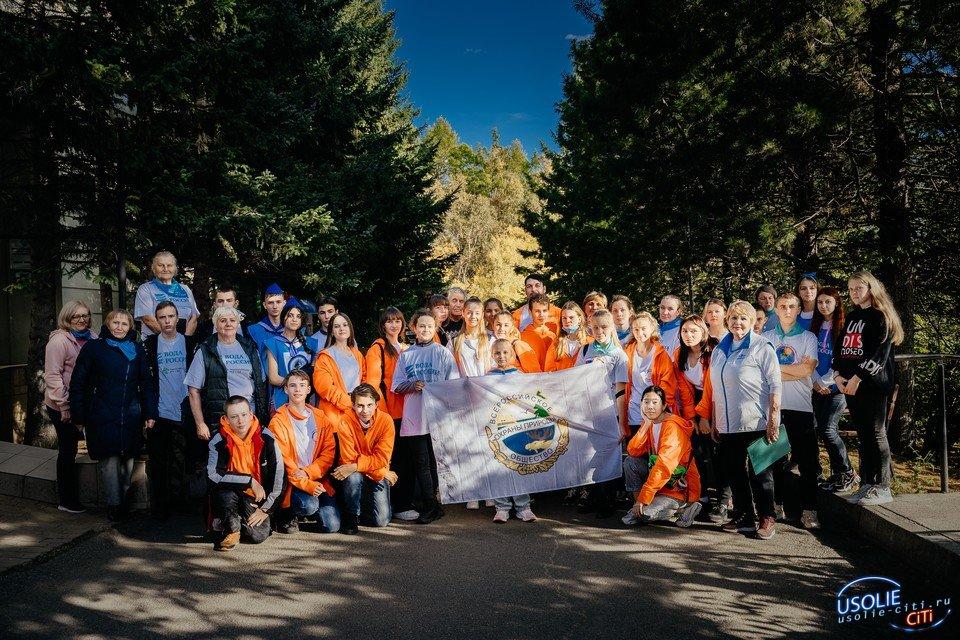 Усольчане исследовали воду на Байкале и размышляли, как решать проблемы экологии