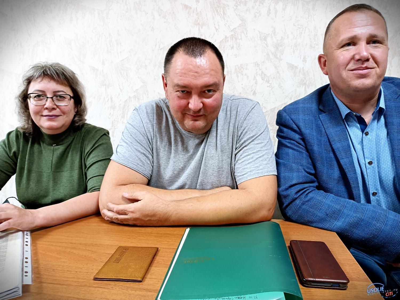 Политик Угляница выиграл суд в Усолье у сотрудника полиции