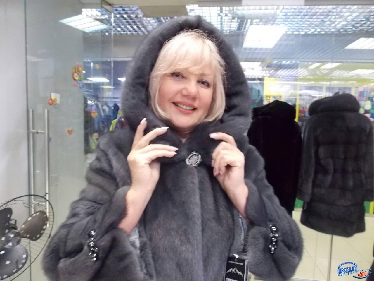 Светлана Селезнева-волшебница из  усольской «Зимней сказки»!