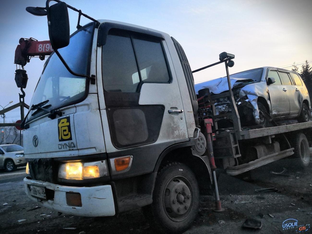 ГИБДД Усолья назвала основную причину аварий