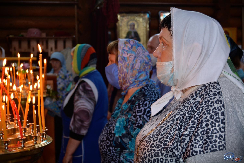 Сегодня православные Усолья празднуют Покров Пресвятой Богородицы