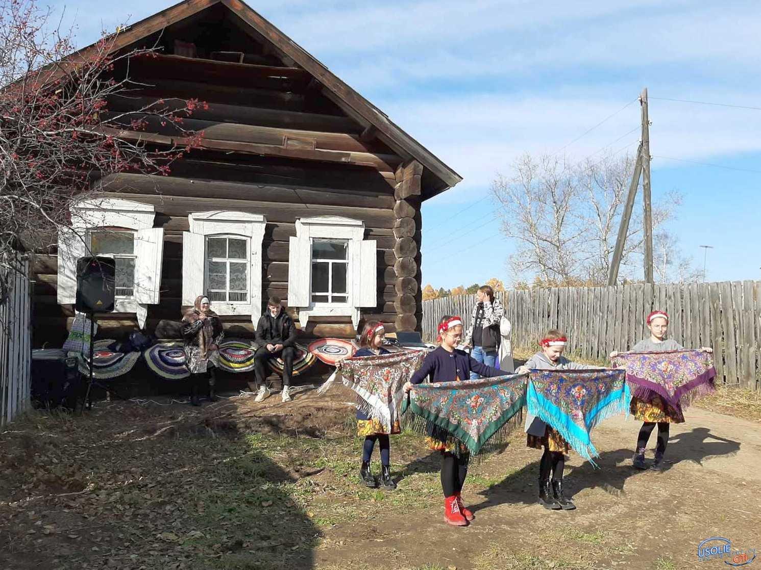 Первые истории старинных домов Усольского района