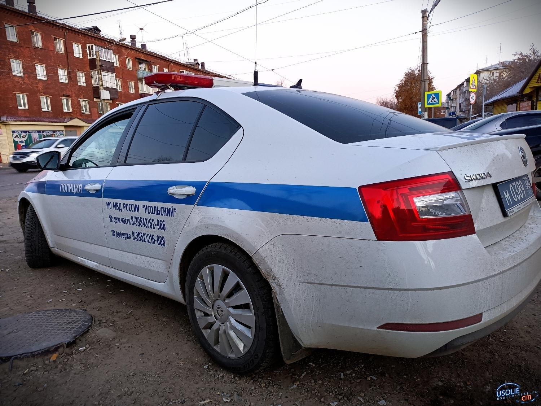 В Усолье водитель сбил девушку на пешеходном переходе и скрылся